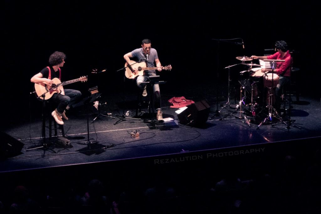 Shahin Najafi - Unplugged Concert in Toronto   Image via Flickr user Reza Vaziri