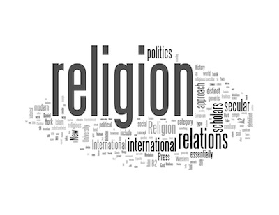 New report on religion and international relations – The