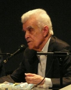 Image of René Girard from the Wikimedia Commons